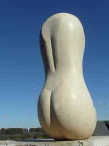 Stenenbeeld le Vase